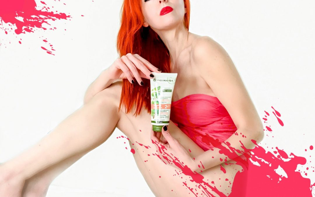 YVES ROCHER #actbeautiful #1